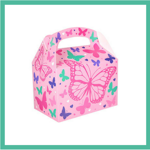 Butterfly Party Box