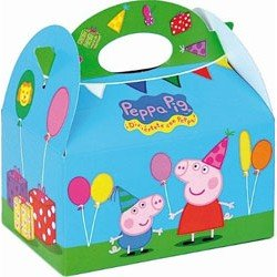 Peppa Pig Party Blue