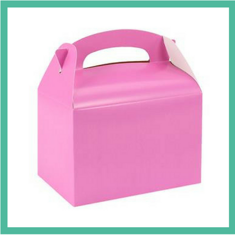 Pink Party Box