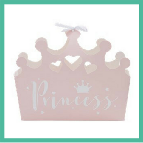 5 x Princess Party Boxes
