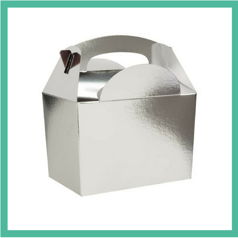 Party Box - Silver