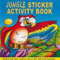 Jungle Activity Sticker Book