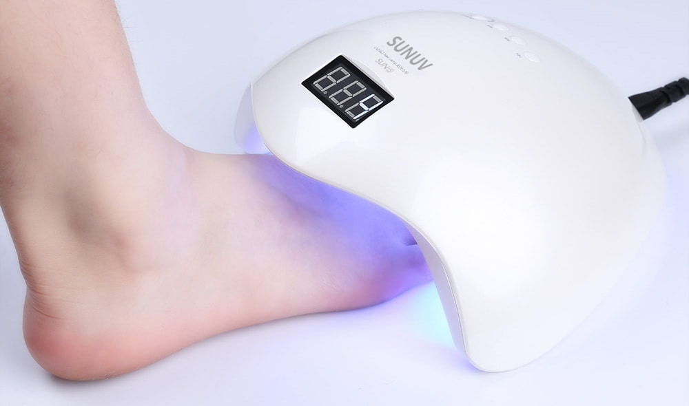 SUN5 48W Professional UV LED Nail Lamp