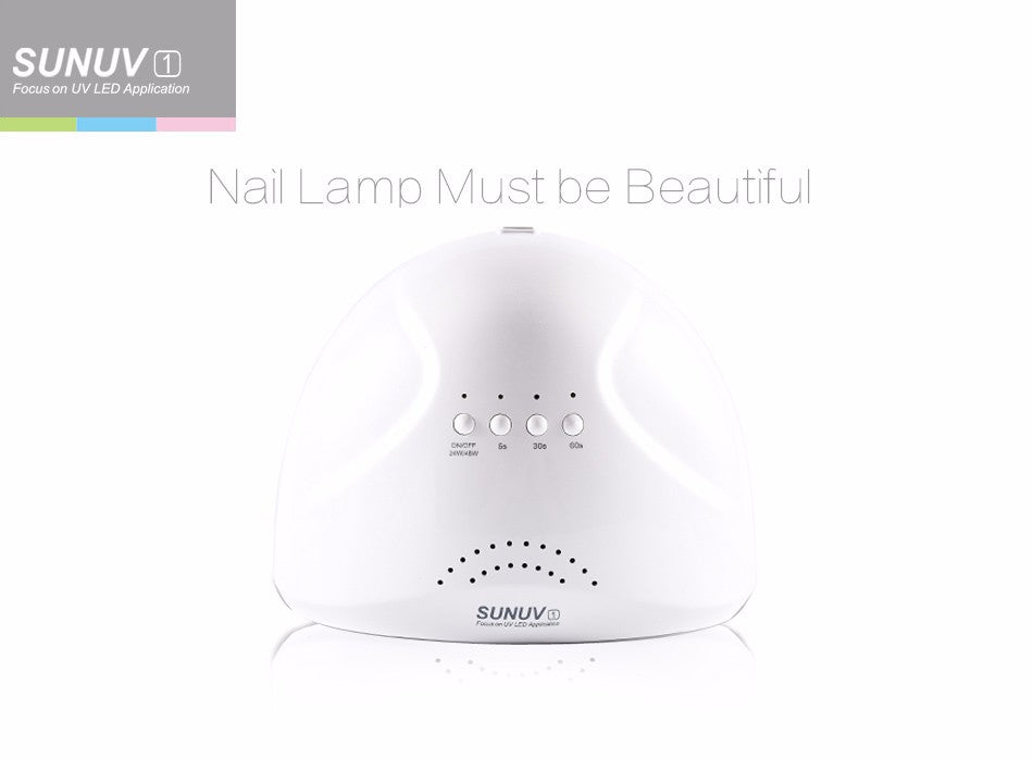 Sunone 48W Professional UV LED Nail Lamp