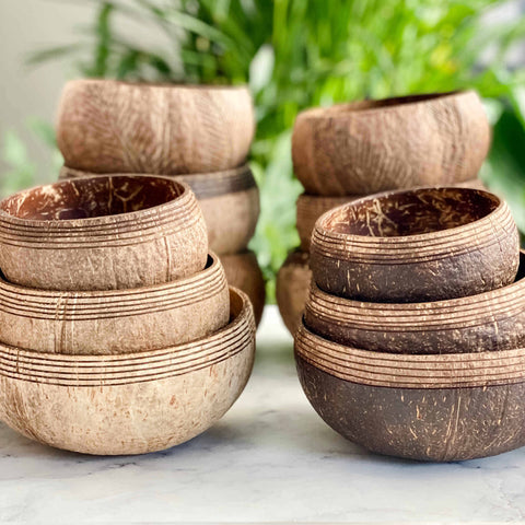 COCONUT BOWLS | JUST BLENDS