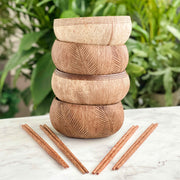 BOHO FAMILY LOVE COCONUT SET | JUST BLENDS