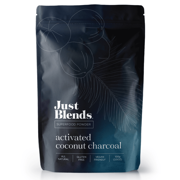 Activated Coconut Charcoal - Just Blends Superfoods