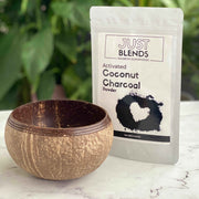 JOURNEY COCONUT BOWL + SPOON | PLUS SUPERFOOD POWDER