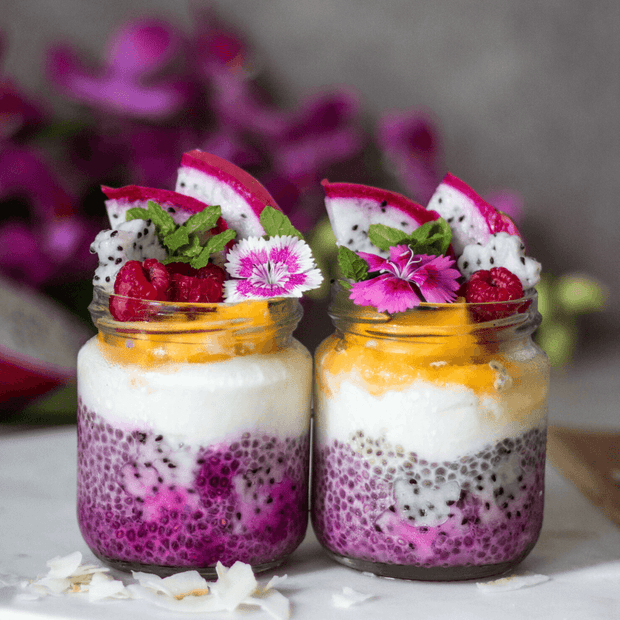 Pink Pitaya - Just Blends Superfoods