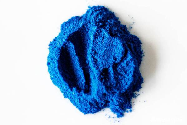 ORGANIC BLUE SPIRULINA POWDER  - Superfood Powder