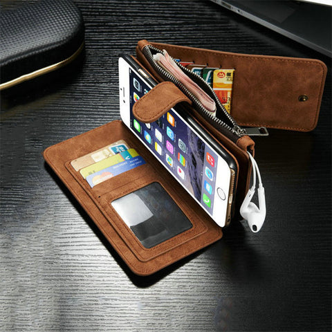 Leather Cases for iPhone Models