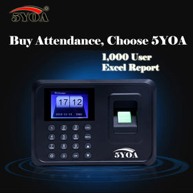 Best Biometric fingerprint attendance reader