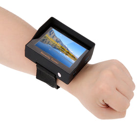 New Fishing Surveillance Wrist  3.5 Inch LED Monitor