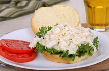 Lemon & Dill Chicken Salad