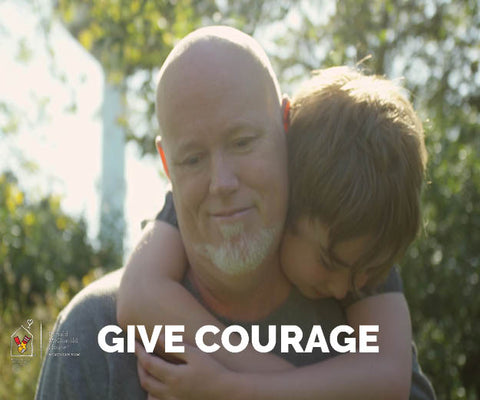 Give Courage