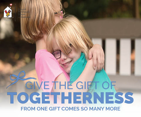 Give the gift of Togetherness - Choose your gift