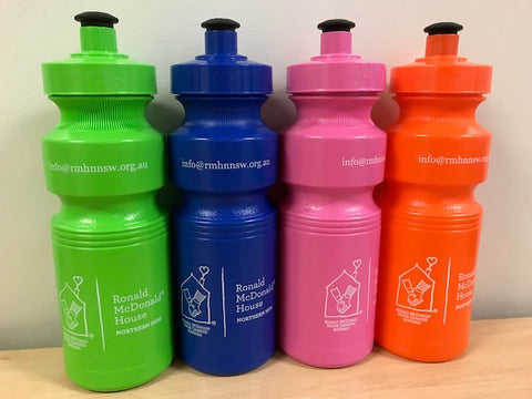 Ronald McDonald House Mini Drink Bottle