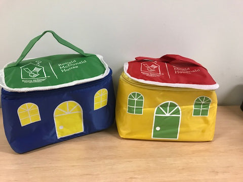 Ronald McDonald House Soft Lunch Cooler Bag