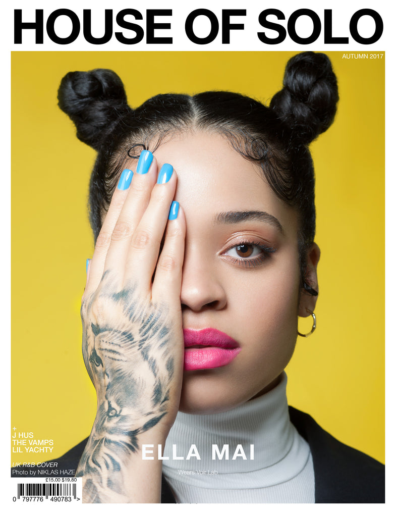 HOUSE OF SOLO SUMMER ISSUE 2017- ELLA MAI COVER (PRINT)