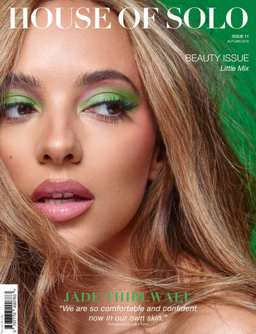 HOS BEAUTY ISSUE JADE THIRWALL COVER