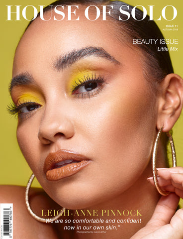 HOS BEAUTY ISSUE LEIGH ANNE PINNOCK COVER