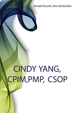 Cindy Yang, Cpim,pmp, Csop, Supply Planning Manager at Goodyear & Dunlop  Tyres
