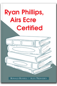 Ryan Phillips, Airs Ecre Certified