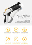 Overwatch Mercy AR Powerbank Cosplay gun + Bluetooth AR station