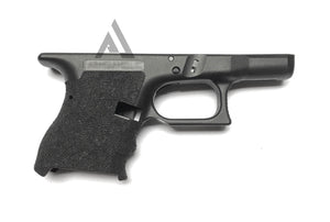 Armsaholic Custom Z-style Lower Frame For Marui G26 Airsoft GBB - Black