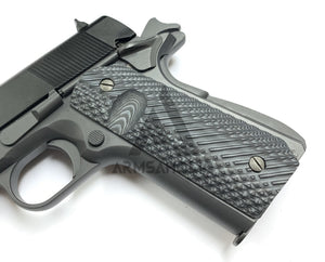 1911 Custom Fiberglass Grip - Grey