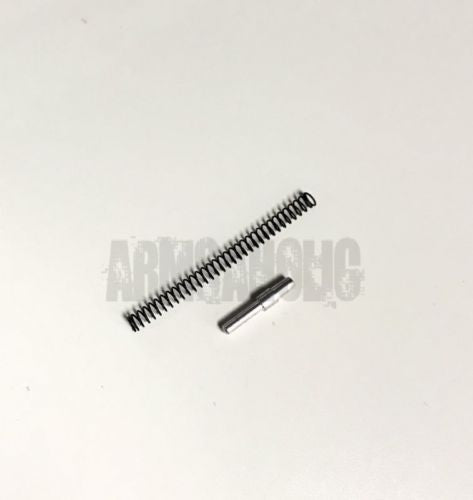 Guns Modify Aluminum Nozzle Spring Guide Set for Marui G18C #GM0077