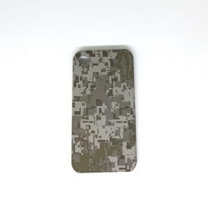 Olive Camouflage Monogram Army Cell Phone Case Cover for  iPhone 3G 3Gs 4 #B