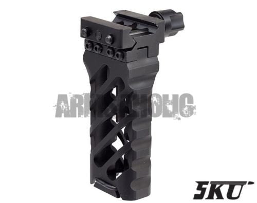 5KU 20mm Quick Detach QD Ultralight Vertical Grip 45 Degree (Type 2)