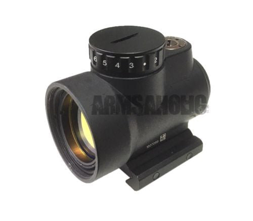 ACM MRO Style Red Dot Sight Black Color for Tactical Airsoft