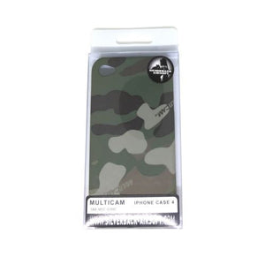 Olive Camouflage Monogram Army Cell Phone Case Cover for  iPhone 3G 3Gs 4 #D