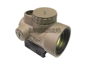 ACM MRO Style Red Dot Sight - Tan Color