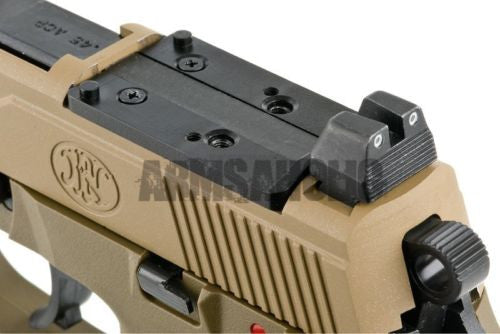 Azimuth Steel Rmr Mount For Fnx 45 Tactical Airsoft