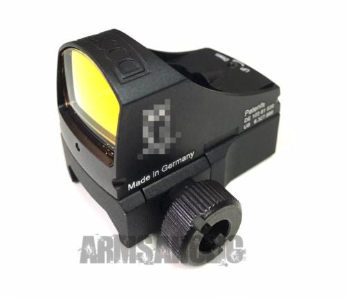 ACM DOC style Red Dot Reflex Sight with 1913 Mounts & G-Series Mount - Black