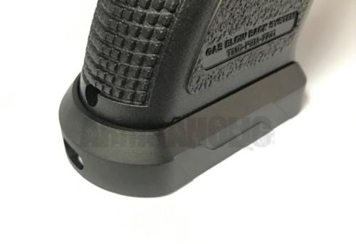 5KU IPSC Magwell for Marui G17 G18C GBB (Black) Tactical Airsoft #GB-276-B