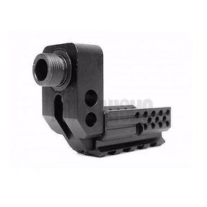 5KU SAS Front Kit for Marui G17 G18C (Black) #5KU GB-289