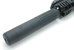 Limited Item Guarder Light Weight Aluminum QD Silencer for Tactical Airsoft