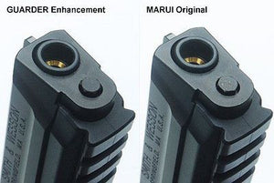 Guarder Steel Recoil Spring Guide for MARUI M&P9 GBB 150% recoil spring included #M&P9-03(BK)