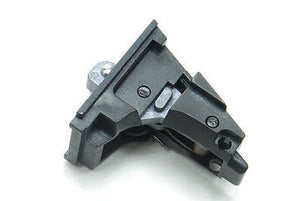 Guarder Steel Rear Chassis Set for Marui G26 / KJ 23 27 GBB #GLK-119B