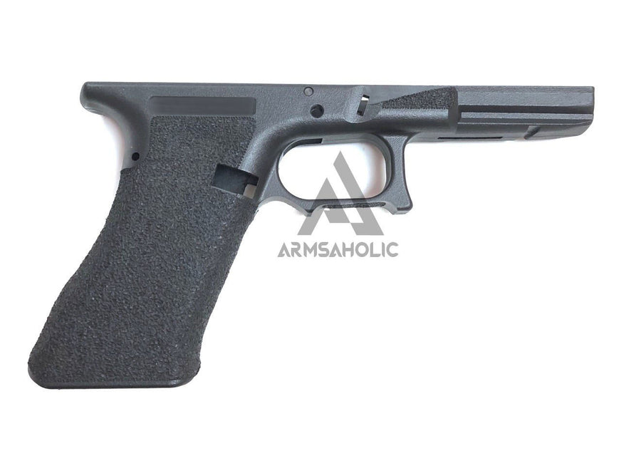 ArmsAholic Custom Lower Frame 00 for Marui 17 / 18C Airsoft GBB - Black New Version
