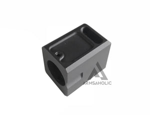 5KU 14mm- (CCW/negative/Anti-Clockwise) Micro Comp Compensator V3 for G-Series - Black #GB-447-BK