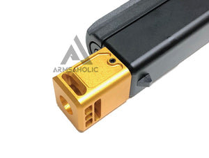 5KU 14mm- (CCW/negative/Anti-Clockwise) Micro Comp Compensator V3 for G-Series - Gold #GB-447-G