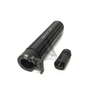 5KU KAC QD Silencer / Suppressor (14mm CCW) for Tactical Airsoft #5KU-101