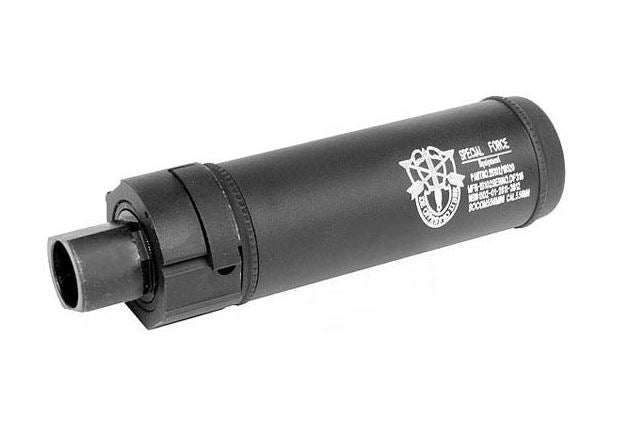 5KU SOCOM 556 Mini QD Silencer Type A (14mm CCW) 5KU-139-A