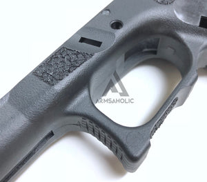 Armsaholic Custom FI-style Lower Frame For Marui G26 Airsoft GBB - Black