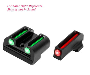 1.5mm Fabric Optic color in Red & Green